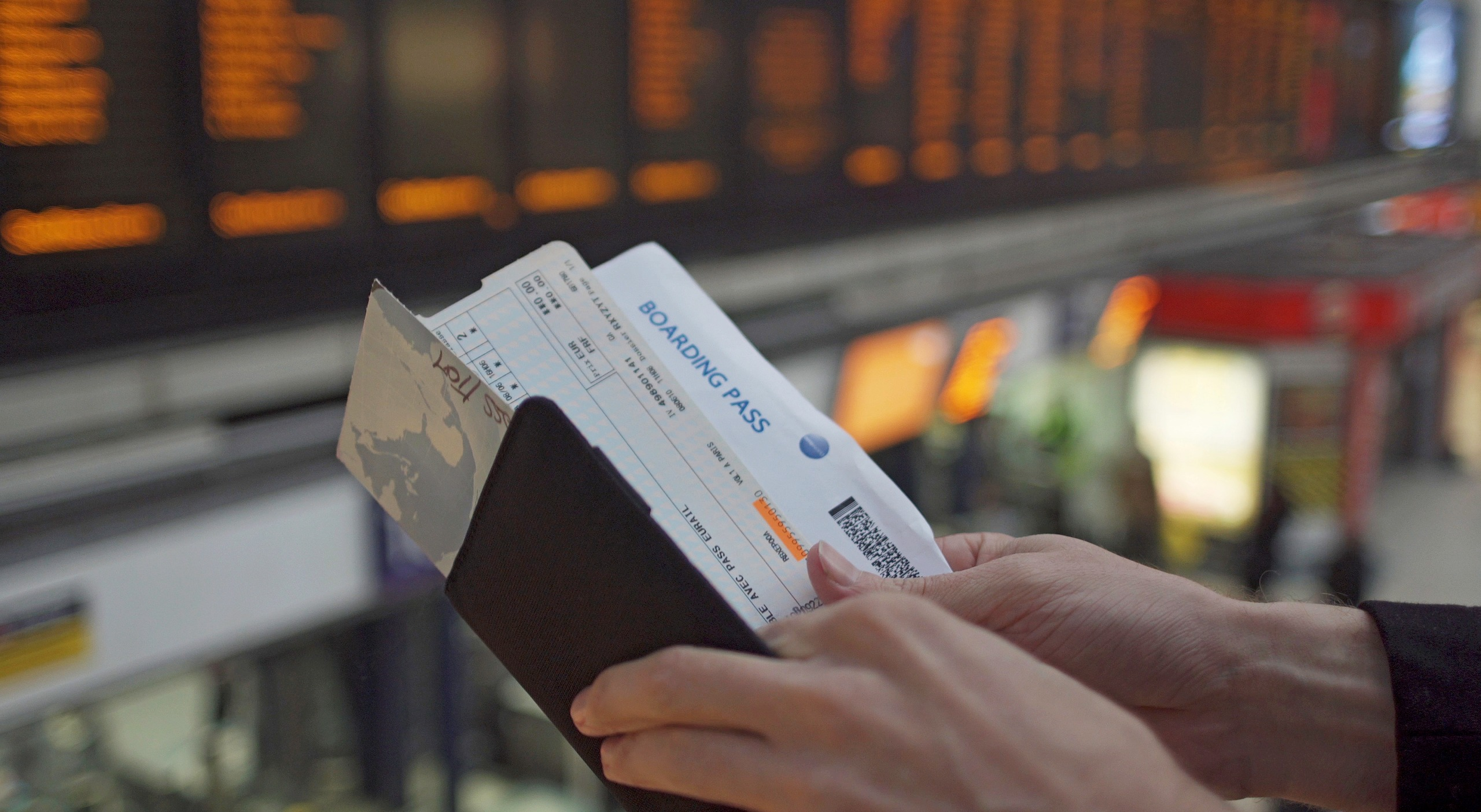 How To Print Boarding Pass Options To Choose From